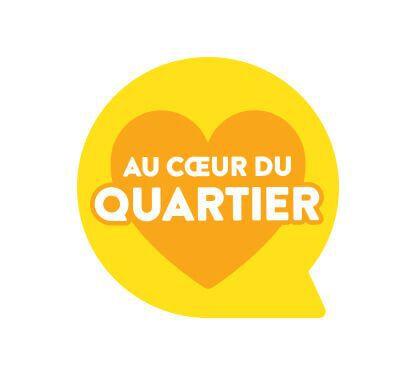 Logo Au Cœur du quartier